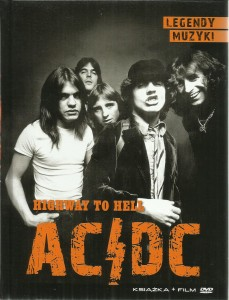 Legendy muzyki - AC/DC - film DVD