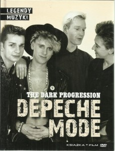 Legendy Muzyki - Depeche Mode - film DVD