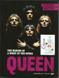 Legendy Muzyki - Queen - film DVD