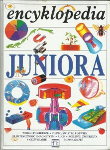 Encyklopedia Juniora - Steve Parker, Peter Lafferty