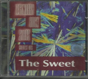 The Sweet - Greatest Hits - CD