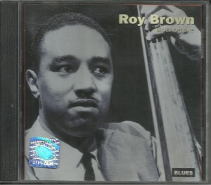 Roy Brown - Blues Deluxe - CD