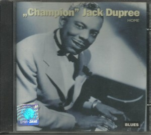 Champion Jack Dupree - Home - CD