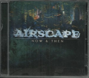 Airscape - Now & Then - CD