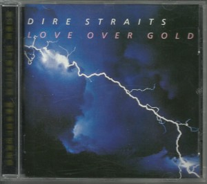Dire Straits ‎– Love Over Gold CD