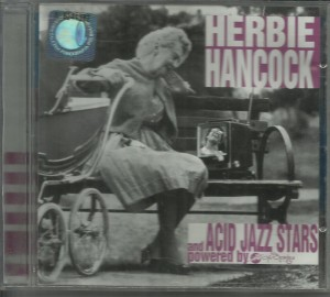 Herbie Hancock and Acid Jazz Stars Powered By CPT. Sparky - CD