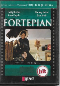 Fortepian - reż. Jane Campion - DVD