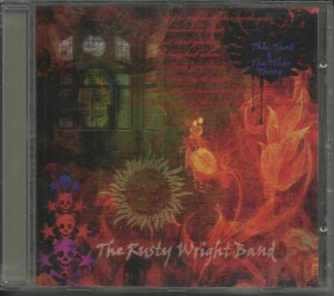 The Rusty Wright Band - This, That & Other Thing - CD
