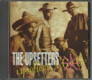 The Upsetters - Upsetters A Go Go - CD