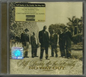 Puff Daddy & The Family ‎– No Way Out CD
