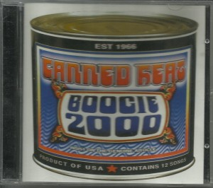 Canned Heat - Boogie 2000 CD