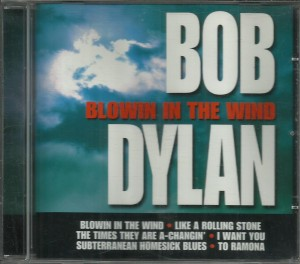 Bob Dylan - Blowin in the wind - CD