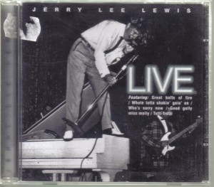 Jerry Lee Lewis - Live CD