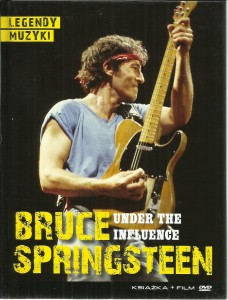 Legendy Muzyki - Bruce Springsteen - film DVD