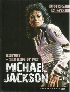Legendy muzyki - Michael Jackson - film DVD