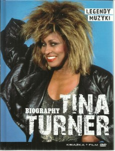 Legendy Muzyki - Tina Turner - film DVD