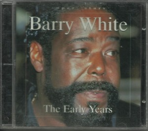 Barry White - The Early Years - CD