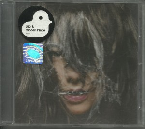 Björk ‎– Hidden Place CD