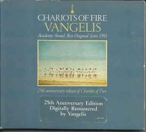 Wangelis ‎– Chariots Of Fire CD